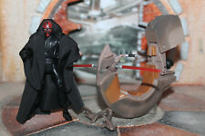 Darth Maul  With Sith Speeder Star Wars The Episode 1 Collection 1999
