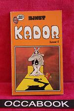 Kador - Binet