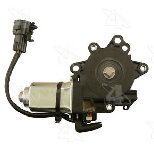 Power Window Motor Front Left ACI/Maxair 388299 fits 07-17 Nissan Versa