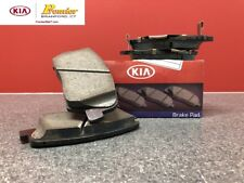 2017-2018 KIA FORTE & FORTE5 NEW OEM BRAKE PADS FRONT (16'') 58101 A7A21