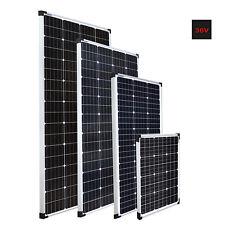 enjoy solar® Monokristallin 36V Solarmodul Mono 50W bis 200W für 24V-System