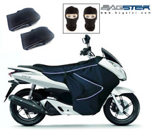 Pack Hiver BASGTER MBK 125 Skucruiser 2010-2014 Tablier  Manchons 2 Cagoules