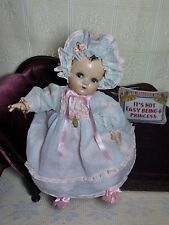 Antique Vintage Madame Alexander Composition and Cloth Flirty Eyed Baby Doll