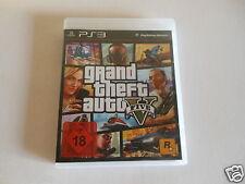 PS3 - Grand Theft Auto V - GTA 5 ** Playstation 3 USK 18