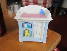 Fisher Price Loving Family baby's changing table