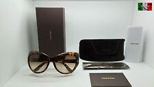TOM FORD BARDOT TF284 color 52F occhiale da sole da donna TOP ICON ST34446