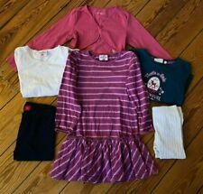 * Mädchenkleidung Konvolut 116-122