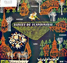 ++AMUNDSEN danses de scandinavie EP UNIDISC salut au roi gustave RARE VG++