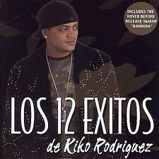 12 Exitos De Kiko Rodriguez by Rodriguez, Kiko