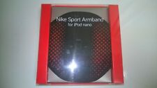New Nike Sport Armband for Apple iPod Nano Red BNIB iPhone 5 iPad Galaxy S Lumia