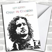 Got Jon Snow Cake Is Coming Game Of Thrones Birthday Personalized Greetings Card