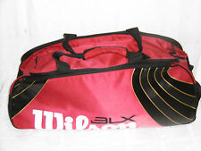 "WILSON "" BLX TEAM DUFFLE "" TOP TENNIS TASCHE - TOP ZUSTAND"