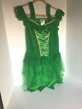 Tinkerbell Dress up costume medium Fairy