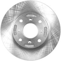 Disc Brake Rotor Front Bendix PRT1731 fits 92-93 Honda Prelude