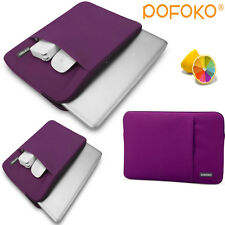 "Purple sleeve carry bag pouch for 10.6"" 12"" surface,Surface 2,Surface pro 2 3th"