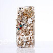 Glitter Luxury Bling Diamonds TPU Soft Shell back phone Case Cover Skin #1