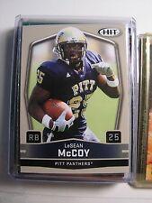 LeSean McCoy 2009 Sage Hit College Rookie Card Buffalo Bills NFL FOOTBALL 25