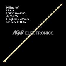 BAR 56 LED STRIP LED TV PHILIPS 2012SGS40 LJ64-03501A LJ64-03514A 40PFL5007M08