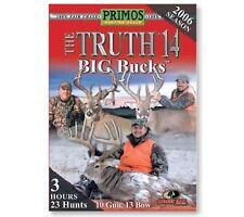 Primos Truth 14 BIG BUCKS DVD - New and Sealed -43141