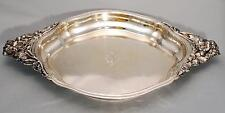 Sterling Silver Art Nouveau Tray