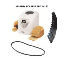 Morphy Richards Bread Maker Replacement ~ Drive Belt - Model - 48280