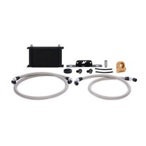 Mishimoto Black Thermostatic Oil Cooler kit For 2010-2015 Chevrolet Camaro SS