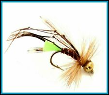 Trout Fly Fishing Flies Gold Head Daddy Long Legs Sinking 123c 10 12 Hook 14 3