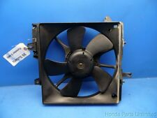 98-02 Subaru Forester OEM engine cooling radiator fan motor assembly #2