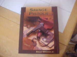 Savage pistols book