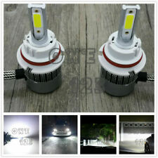 9004 HB1 CREE LED Headlights Bulbs Conversion Kit High Low Beam 6000K White 55W