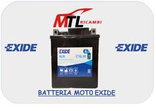 BATTERIA MOTO EXIDE 4AH 70EN POSITIVO DX