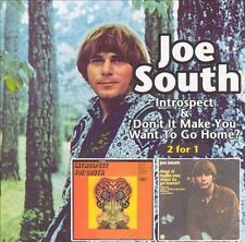 Introspect/Don't It Make You Want to Go Home by Joe South (CD, Nov-2003, Raven)