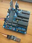 V20-MBC Built and tested BLUE.  Retro CP/M CP/M-86. Dual CPU 8088/8080 16/8 bit