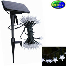 Solar Star Light String x 30 LED Lights - Smart Garden Products
