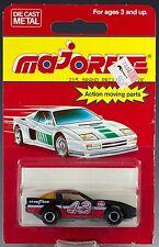 Majorette Die Cast #215 Chevrolet Grand Prix Corvette Black MOC Made In France