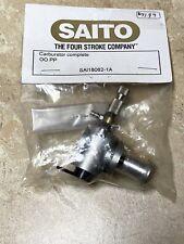 Saito Engines Carburetor Complete OO PP SAI18082-1A RC
