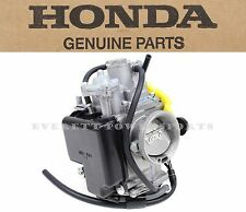 New Genuine Honda Carburetor 99-15 TRX400 EX 400X Sportrax Carb (See Notes) #K81