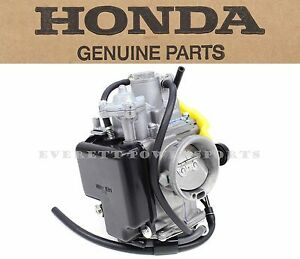 Carburetor TRX400 EX 400X Sportrax 99-15 Carb Genuine Honda (See Notes) #K81