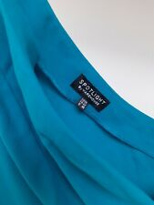 **Spotlight by Warehouse. One Shoulder Dress with pockets.  Size 14**