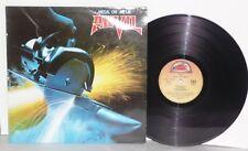 ANVIL Metal On Metal LP Vinyl France Attic Lips Mothra Tag Team 666 PLAYS WELL