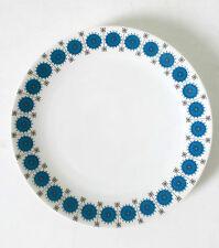 60s Thomas Medaillon smaragd 4x Teller set of  porcelain dessert plate annees 60