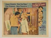 1965 The Art of Love #8 Lobby Card 11x14 James Garner, Dick Van Dyke