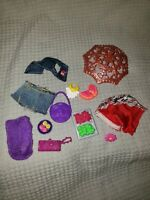 Mattel Barbie Doll Clothes and Accessories Assorted Lot Great Condition