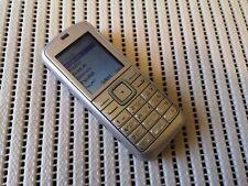 Nokia 6070 - Silver (Unlocked) Cellular Phone