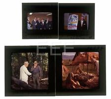 4 Stanley Kramer Movie Film Director Old Photo Transparency Lot 8A