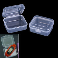 Durable Gift Box Case For Bangle Jewelry Wrist Watch Box Step Count FE