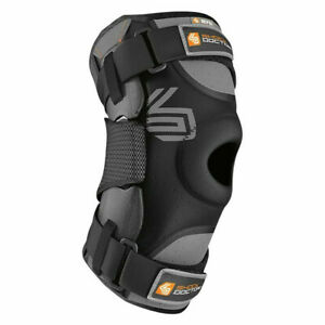 Shock Doctor Ultra Knee Support with Bilateral Hinges Support - Medium