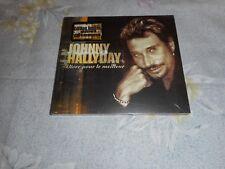 CD Neuf Johnny Hallyday Vivre pour le meilleur Digipack (édition limitée)
