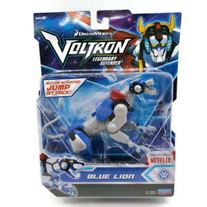 Voltron Legendary Defender Blue Lion Jump Attack New Unopened Free Shipping