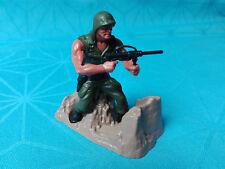 Soldato Mattel assaltatore 7337 (7337-0100) fanteria Heroes in Action 1974
